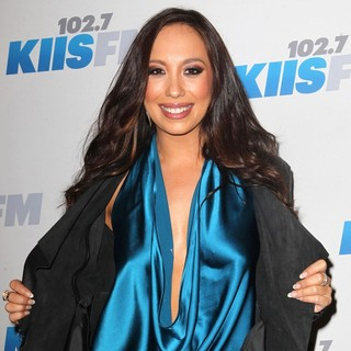 Cheryl Burke in KIIS FM's Jingle Ball 2012 - Arrivals - cheryl-burke-jingle-ball-2012-03