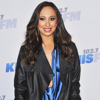 Cheryl Burke in KIIS FM's Jingle Ball 2012 - Arrivals - cheryl-burke-jingle-ball-2012-04