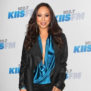 Cheryl Burke in KIIS FM's Jingle Ball 2012 - Arrivals - cheryl-burke-jingle-ball-2012-05