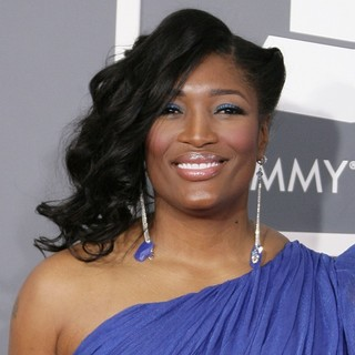 Coko in 55th Annual GRAMMY Awards - Arrivals