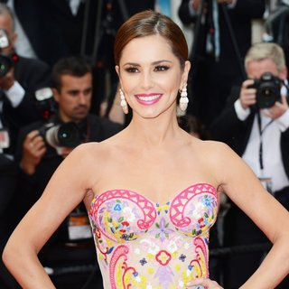 Cheryl Cole in 69th Cannes Film Festival - Slack Bay Premiere - Arrivals