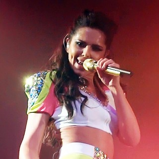 Cheryl Cole in Cheryl Cole Performs Live at G.A.Y.