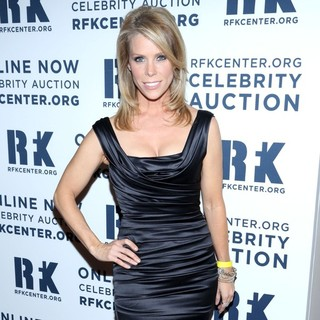 Cheryl Hines in The Robert F. Kennedy Center for Justice and Human Rights Presents 2012 Ripple of Hope Awards Dinner