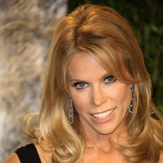 Cheryl Hines in 2012 Vanity Fair Oscar Party - Arrivals