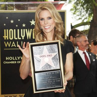 Cheryl Hines Honored with Star on The Hollywood Walk of Fame
