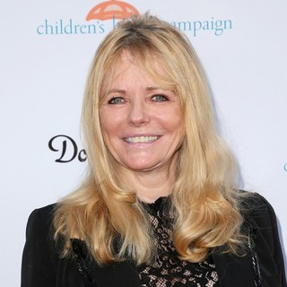 Cheryl Tiegs in The Children's Justice Campaign - Arrivals