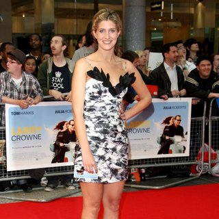 Francesca Hull in Larry Crowne UK Premiere - Arrivals