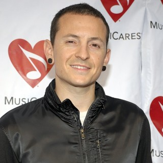 Chester Bennington, Linkin Park in The 4th Annual MusiCares MAP Fund Benefit Concert