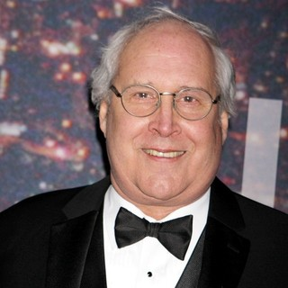 Chevy Chase in Saturday Night Live 40th Anniversary Special - Red Carpet Arrivals