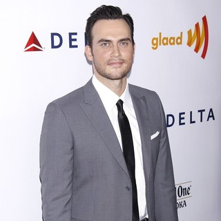 Cheyenne Jackson in 23rd Annual GLAAD Media Awards
