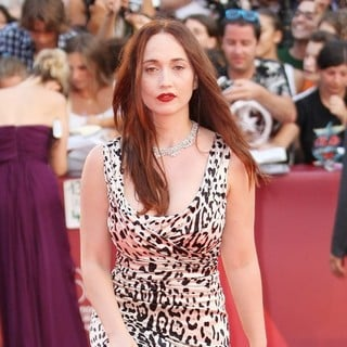 Chiara Francini in The 68th Venice Film Festival - Day 4 - Contagion - Premiere- Arrivals