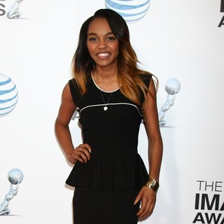 China Anne McClain in The 44th NAACP Image Awards