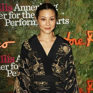 China Chow in Opening Night Gala of The Wallis Annenberg Center for The Performing Arts