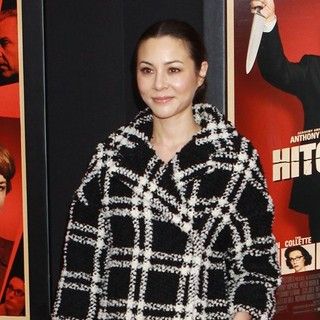 China Chow in The Hitchcock Premiere