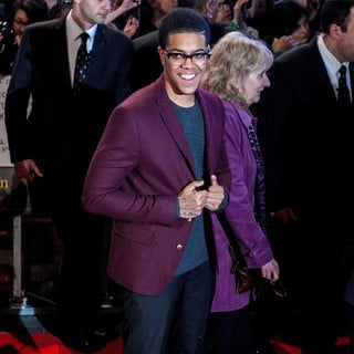 Chipmunk in The Premiere of The Twilight Saga's Breaking Dawn Part II - Arrivals