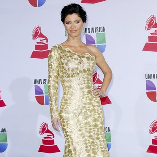 Chiquinquira Delgado in The 12th Annual Latin GRAMMY Awards - Arrivals