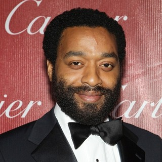 Chiwetel Ejiofor in 25th Anniversary Palm Springs International Film Festival - Arrivals