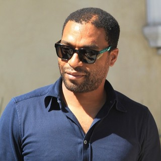 Chiwetel Ejiofor Out and About in Beverly Hills