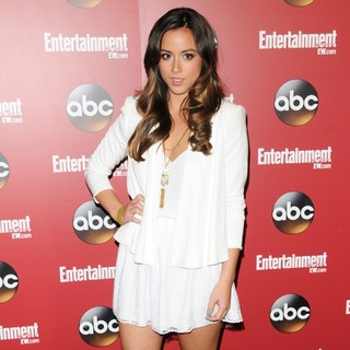 Entertainment Weekly and ABC - TV Upfronts Party - Arrivals