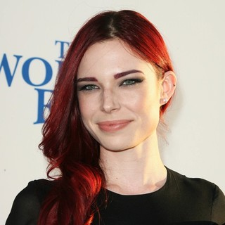 Chloe Dykstra in The World's End Hollywood Premiere