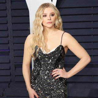 Chloe Moretz in 2019 Vanity Fair Oscar Party - Arrivals