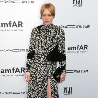 Chloe Sevigny in The amfAR Gala 2013