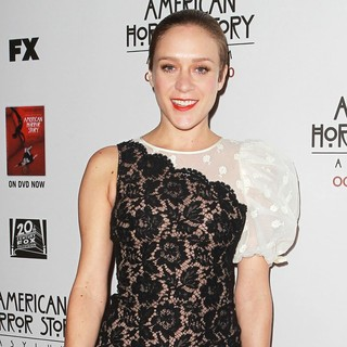 Chloe Sevigny in Premiere Screening of FX's American Horror Story: Asylum