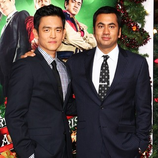 John Cho, Kal Penn in The Premiere of A Very Harold and Kumar 3D Christmas