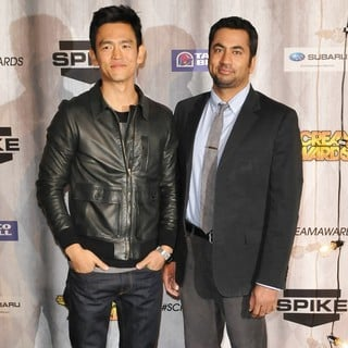 John Cho, Kal Penn in Spike TV's Scream 2011 Awards - Arrivals