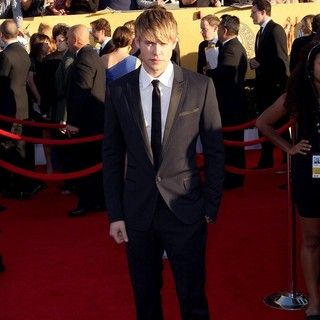 Chord Overstreet in The 18th Annual Screen Actors Guild Awards - Arrivals