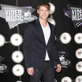 Chord Overstreet in 2011 MTV Video Music Awards - Arrivals