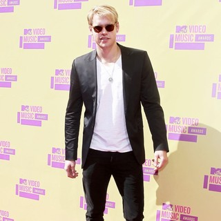 Chord Overstreet in 2012 MTV Video Music Awards - Arrivals
