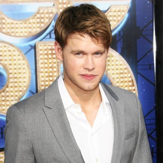 Chord Overstreet in The World Premiere of Glee The 3D Concert Movie - Arrivals