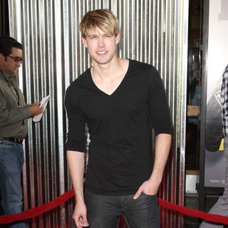 Chord Overstreet in Los Angeles Premiere of Real Steel