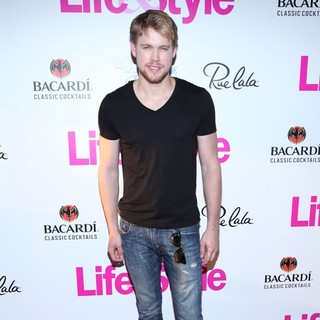 Chord Overstreet - Life and Style Celebrate A Summer of Style - Arrivals