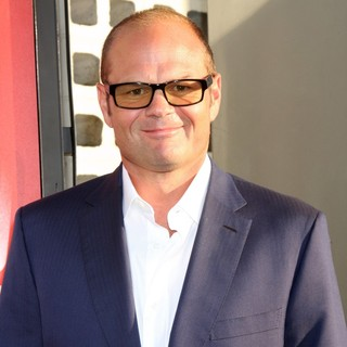 Chris Bauer in Los Angeles Premiere for The Fifth Season of HBO's Series True Blood - Arrivals