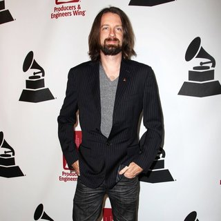 Chris Bell in 56th GRAMMY Awards - P and E Wing Event Honoring Neil Young