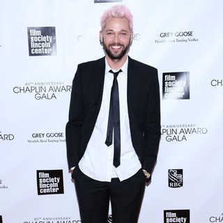 Chris Benz in 40th Anniversary Chaplin Award Gala Honoring Barbra Streisand