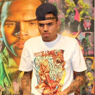 Chris Brown - Chris Brown's Art Show and New Toy Series Launch with Ron English Dum English and Made by Monsters