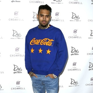 Chris Brown Celebrates His Birthday