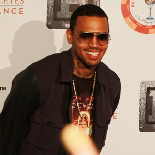 Chris Brown in ESPY All-Star Celebrity Kickoff Party - Arrivals