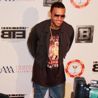 Chris Brown - ESPY All-Star Celebrity Kickoff Party - Arrivals