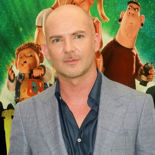 Chris Butler in World Premiere of ParaNorman