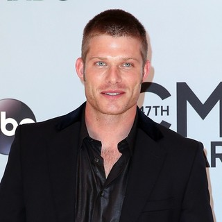 Chris Carmack in 47th Annual CMA Awards - Red Carpet