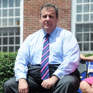 Chris Christie in Hurricane Sandy New Jersey Relief Fund Press Conference