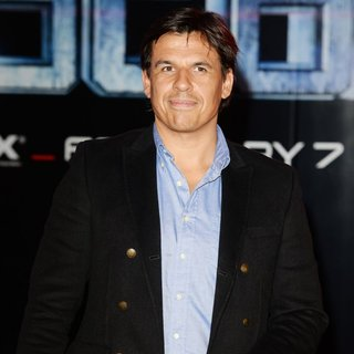 Chris Coleman in The World Premiere of RoboCop - Arrivals