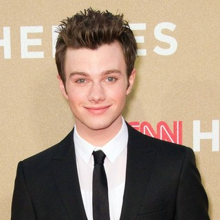Chris Colfer in 2011 CNN Heroes: An All-Star Tribute