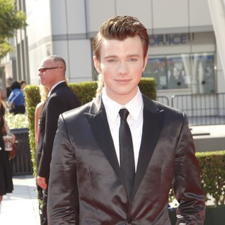 Chris Colfer in 2011 Primetime Creative Arts Emmy Awards - Arrivals