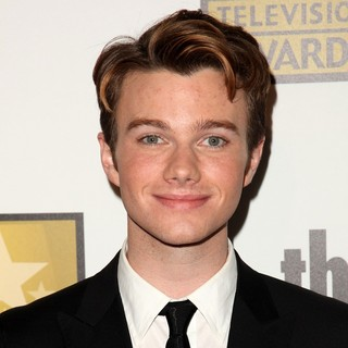 Chris Colfer in 2012 Critics' Choice TV Awards - Arrivals