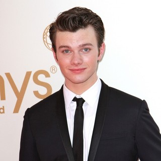 Chris Colfer in The 63rd Primetime Emmy Awards - Arrivals